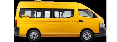 NISSAN NV350 ESCOLAR DESDE $20.158.600